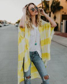 0cff1339ab8ce Women Casual Loose Chiffon Long Kimono Cardigan Cover up Outwear Long  Kimono Cardigan, Cover Up