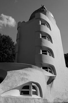Einsteinturm, Potsdam. September 2015.