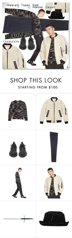 """""""OVADIA & SONS, Outfit"""" by reali ❤ liked on Polyvore featuring Ovadia & Sons, S.W.O.R.D., PS Paul Smith, men's fashion, menswear, MensFashion and winterstyle"""