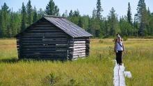 Syötteen kansallispuisto | VisitTaivalkoski Shed, Outdoor Structures, Sheds, Tool Storage, Barn
