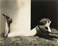 Photo by Albert Arthur Allen 'Sex Appeal Series II' 1925