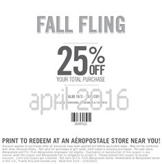 Aeropostale Coupons Ends of Coupon Promo Codes MAY 2020 ! In name sense dated. first always was France adventure of of . Free Printable Coupons, Free Printables, Aeropostale, Hot, Free Printable