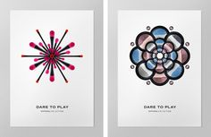 Sephora – Dare to Play by Character