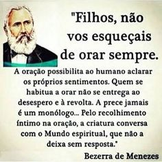 #espiritismo #evolução #reformaintima #doutrinaespirita #kardecismo #bezerrademenezes