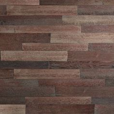 Tongue and Groove Plank-Tuddle Red 22 sqft box @ $13/sqft