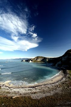 Kaikoura Beach, New Zealand. http://www.purenzweddings.com/blog/weddings/why-new-zealand-is-the-destination-of-choice-for-weddings