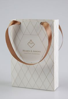Hearts & Arrows on Branding Served