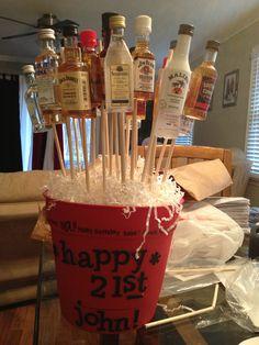 "21st Birthday Present  www.LiquorList.com  ""The Marketplace for Adults with Taste"" @LiquorListcom   #LiquorList"