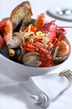 Our Famous Cioppino