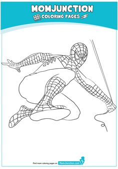 The Spiderman Ready Coloring Page Coloring Sheets, Coloring Pages, Spiderman Coloring, Coloring For Kids, Art Drawings, Education, Wallpaper, Cards, Posters