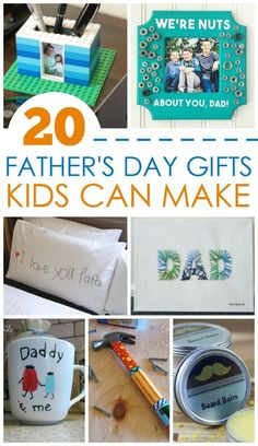 Great Father's Day Gifts Kids Fathers Day Gifts, Homemade Fathers Day Gifts, Dad Birthday Gifts, Diy Father's Day Gifts For Grandpa, Daddy Birthday, Girlfriend Birthday, Grandparent Gifts, Birthday Quotes, Diy Father's Day Gifts Easy