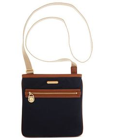 d02ffccd1435 MICHAEL Michael Kors Handbag, Kempton Crossbody - Handbags &  Accessories - Macy's Michael Kors