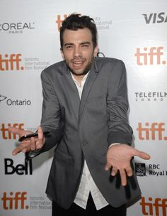 Jay Baruchel - 'The Art of the Steal' Premieres in Toronto