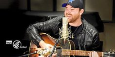 Chris Young is one of the biggest country stars from Nashville. He's live in session now on Another Country! — at BBC Pacific Quay.