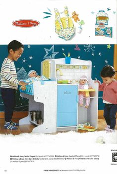 Amazon Holiday Toy Books Ad Scan, Deals and Sales 2019 The Amazon 2019 Holiday Toy Books ad is here! Be sure to subscribe to our newsletter to receive emails about all the latest Black Friday news and ad l... #blackfriday #amazon Friday News, Amazon Black Friday, Love Twins, Melissa & Doug, Activity Centers, Baby Care, 6 Years, Baby Dolls