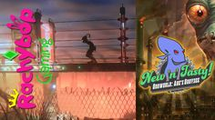 Oddworld: New 'n' Tasty! [Play Expo 2014 gameplay] | Rachybop