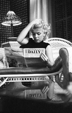 Marilyn Monroe by Ed Feingersh in NYC in 1955