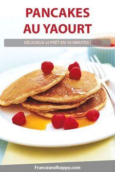 Recette Pancake rapide