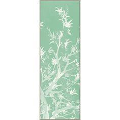 Tobi Fairley : Mint and White Chinoiserie