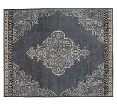 Living Room & Large Area Rugs | Pottery Barn