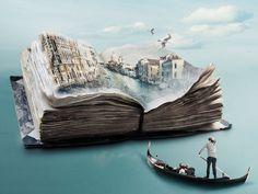 'Lebe deinen Traum.' von Christine  Ellger