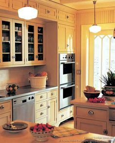 Lights and double ovens