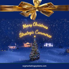 "Strategic Commerce-""Marketing That Just Makes Sense"" Text Message Marketing, Marketing Data, Mobile Marketing, Merry Christmas Wishes, Christmas And New Year, Xmas, Marketing Plan Outline, Wishes Messages, Creative Video"