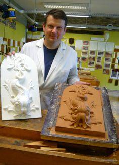 Patrick Damiaens | Blasoni scolpito in legno Scultore in araldica |http://www.patrickdamiaens.be