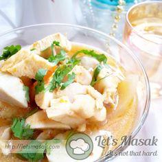 Tom Yam Ayam Thai