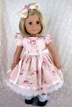 "Dress Slip Panties Fit American Girl 18"" Doll Little Charmers Doll Designs | eBay"