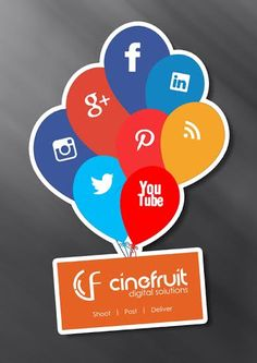 #cinefruit #social_media_platforms  You can connect with #cinefruit at any social media platforms At anytime anywhere any_medium. #videoproduction #editing  #Bangalore #India