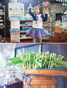 """Darling """"Berry Bake Shop"""" Birthday Party // Hostess with the Mostess®"""