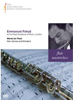 Emmanuel Pahud is generally regarded as one of the world s greatest flautists. He was one of the youngest ever principal players of the Berlin Philharmonic Orchestra when he was appointed in 1992. His innate musicality and extraordinary technique have put him high on the agenda for solo appearances in Japan, South East Asia, Europe and the United States. His regular recital partners include Eric Le Sage, Hélène Grimaud, Yefim Bronfman and the jazz pianist, Jacky Terrasson. He is greatly in…