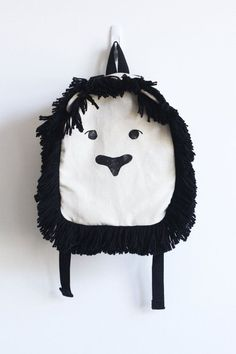 Toddler Backpack Children's Backpack Lion by mulberryandjune