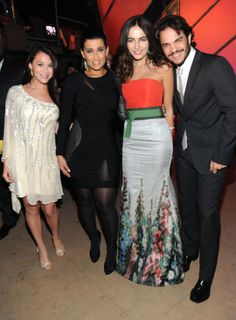 Camilla Belle - The 11th Annual Latin GRAMMY Awards - Backstage and Audience