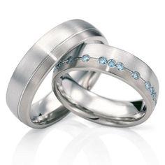 Alianzas de plata para boda - Para Más Información Ingresa en: http://centrosdemesaparaboda.com/alianzas-de-plata-para-boda/
