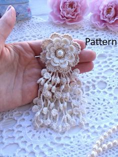 New magic flower ✨ The pattern is already in my Etsy store. Get a off discount, just enter this code when you buy. Irish Crochet Tutorial, Irish Crochet Patterns, Crochet Flower Tutorial, Crochet Flowers, Crochet Flower Headbands, Crochet Bedspread Pattern, Crochet Motif, Easy Crochet, Crochet Lace