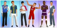 Fashionable Fitness Set - Store - The Sims™ 3