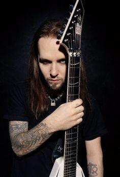 Alexi Laiho Metal On Metal, Power Metal, Black Metal, Heavy Metal, Alexi Laiho, Children Of Bodom, League Of Extraordinary Gentlemen, Bullet For My Valentine, Peter Steele