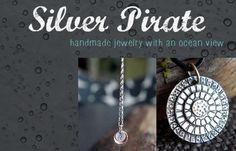 Silver Pirate - aftcra