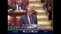 Renato Brunetta interviene alla Camera dei deputati - 21/12/2013