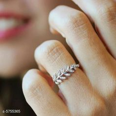 Checkout this latest Rings Product Name: *Diva Graceful Women's Finger Rings * Plating: Oxidised Silver Sizes:Free Size Country of Origin: India Easy Returns Available In Case Of Any Issue   Catalog Rating: ★4.1 (3994)  Catalog Name: Diva Graceful Women'S Finger Rings CatalogID_865550 C77-SC1096 Code: 461-5755365-522