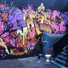 SOFLES http://www.widewalls.ch/artist/sofles/ #graffiti #street #art