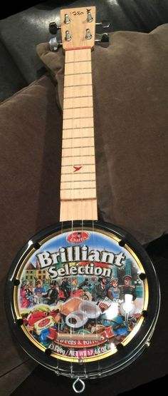 Red Bird Canjolele - tenor scale and with a pickup --- https://www.pinterest.com/lardyfatboy/