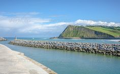 Realistic Graphic DOWNLOAD (.ai, .psd) :: http://vector-graphic.de/pinterest-itmid-1006963420i.html ... Zumaia, Spain ...  Basque, bay, beach, biscay, blue, boat, country, day, europe, gipuzkoa, green, harbor, lighthouse, ocean, old, relax, sea, shore, sky, spain, summer, water, white, zumaia  ... Realistic Photo Graphic Print Obejct Business Web Elements Illustration Design Templates ... DOWNLOAD :: http://vector-graphic.de/pinterest-itmid-1006963420i.html