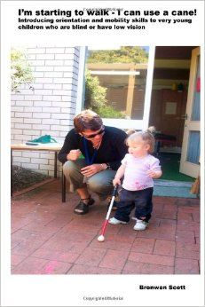 This booklet describes techniques used by the author to introduce orientation and mobility (O&M) skills to very young children who are blind or have low vision.  Also available in Bookshare format.