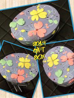 My Gift Box Creation using Clay