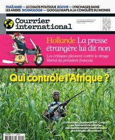 Hebdo n° 1212 du 23 janvier 2014 | Courrier international