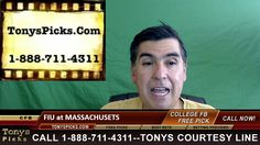 Florida International vs. Massachusetts Pick Prediction College Football...