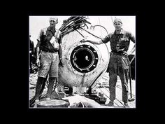 Watch: A great history of deep sea exploration, starting with William Beebe and his bathysphere